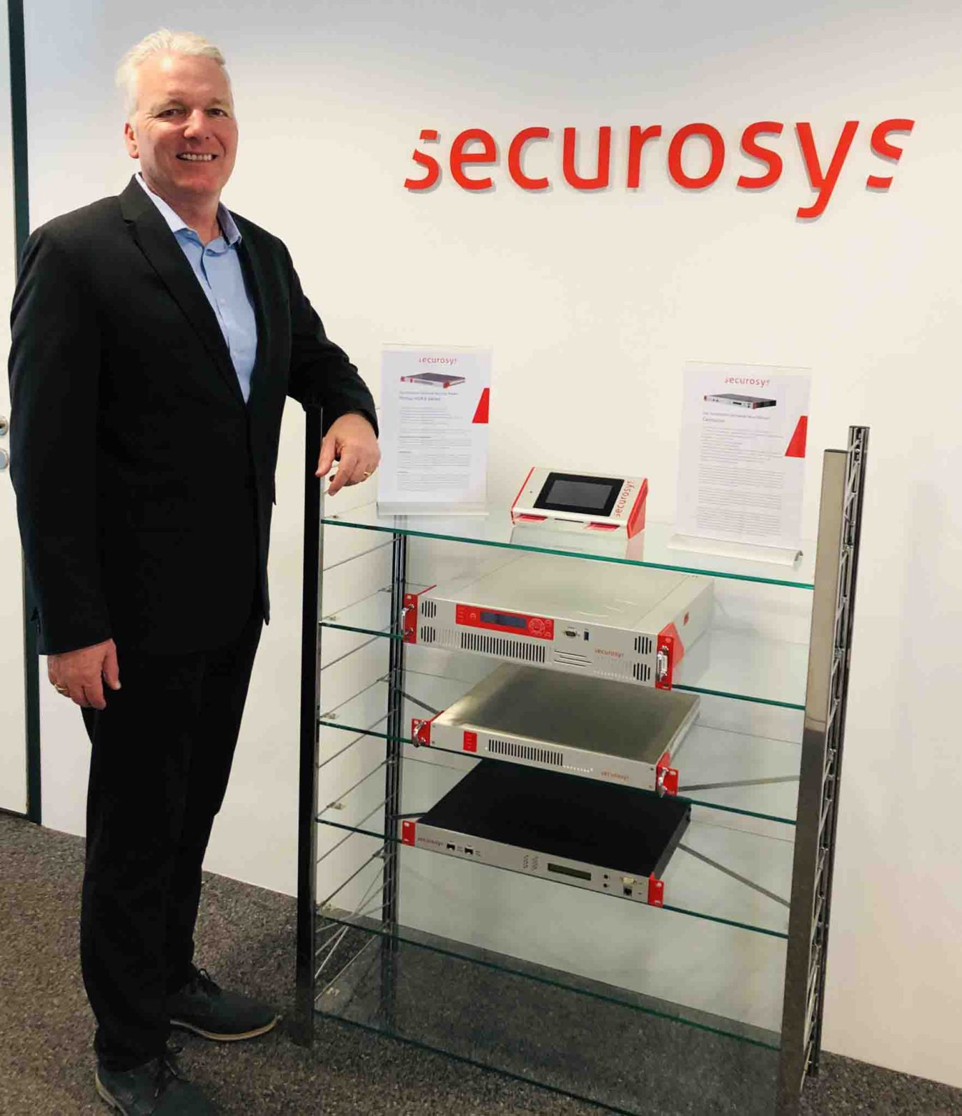 Robert-Securosys with HSM solution