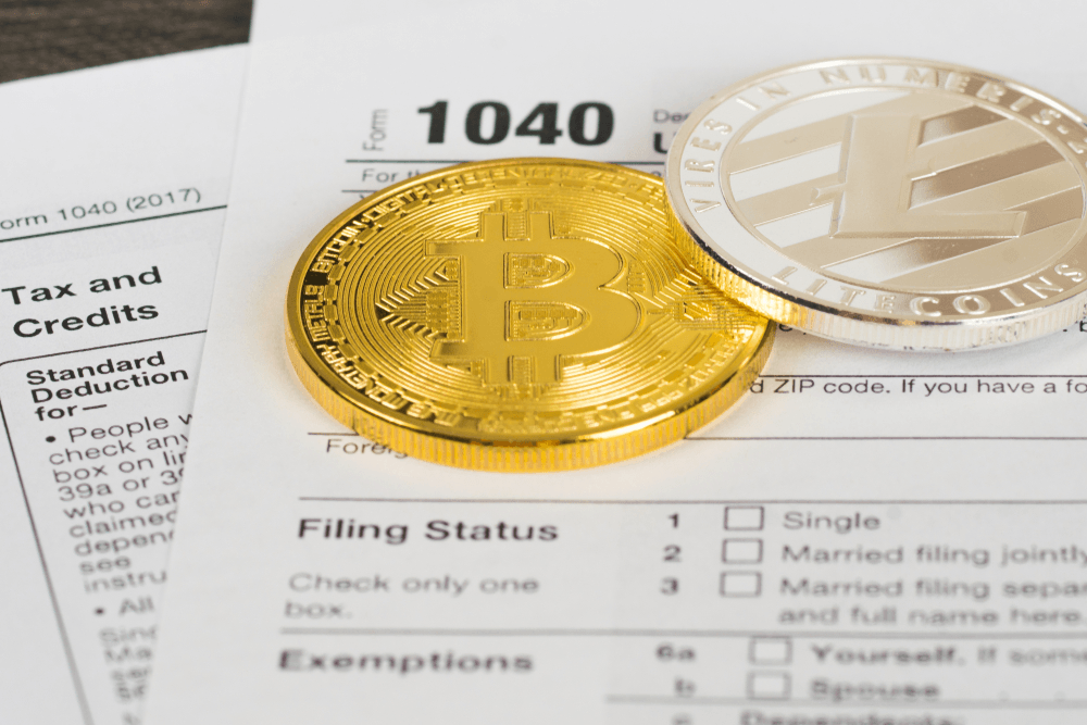 filing crypto tax