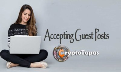 Guest Post for cryptotapas