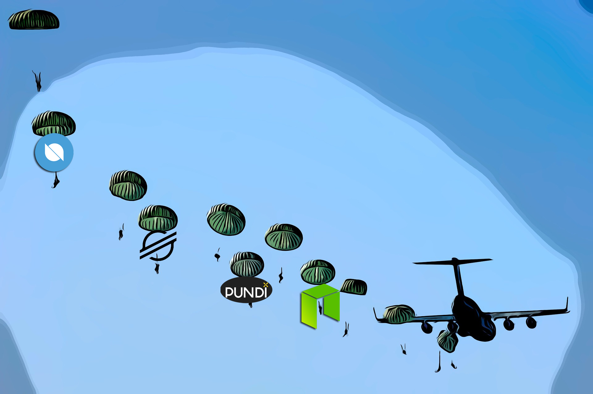Top 5 Airdrop channels