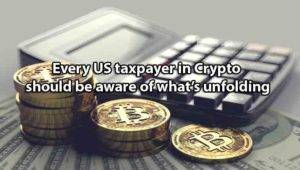 US crypto tax payers