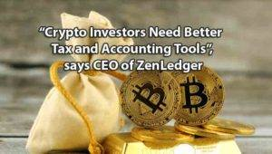 Crypto accounting software