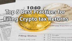 5 best crypto tax returns