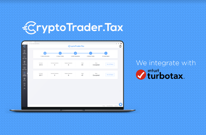 cryptotrader tax integration