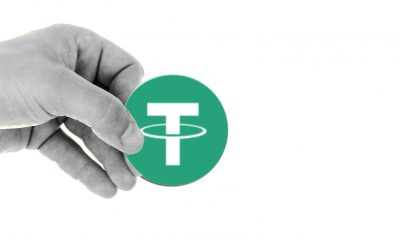 Tether bank backed