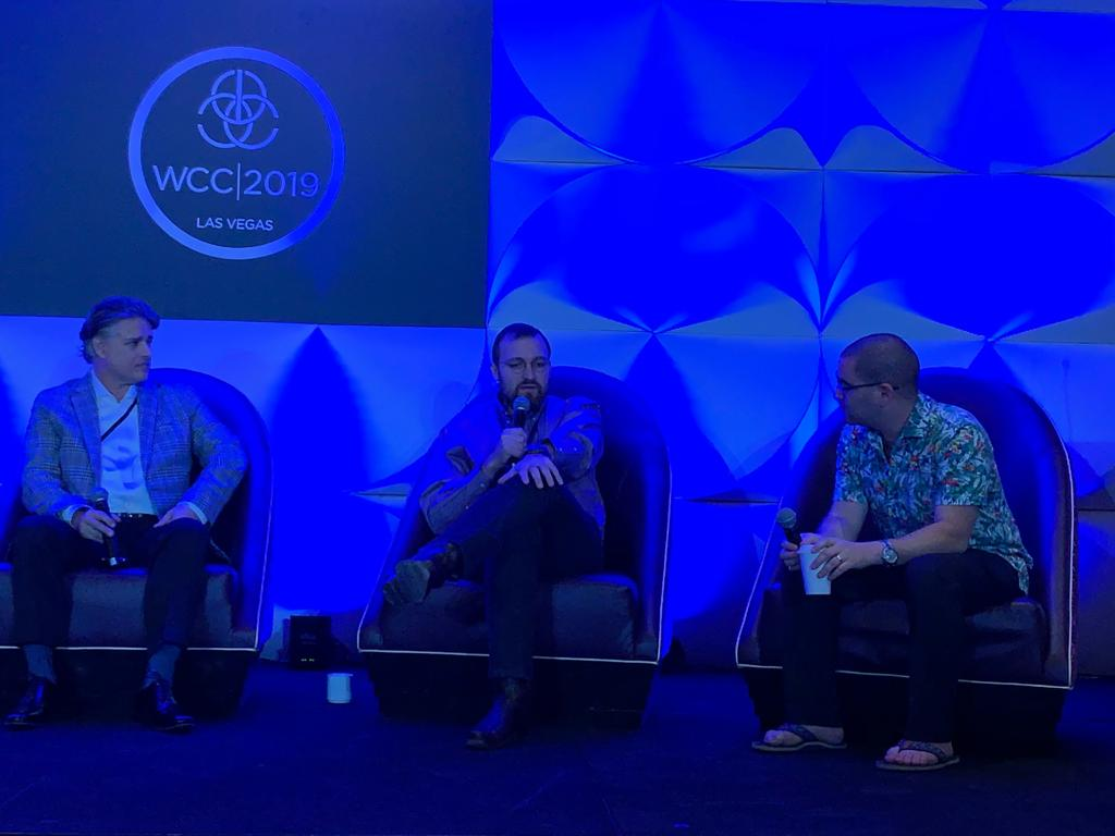 wcc2019 Bitcoin Inception to Digital Assets