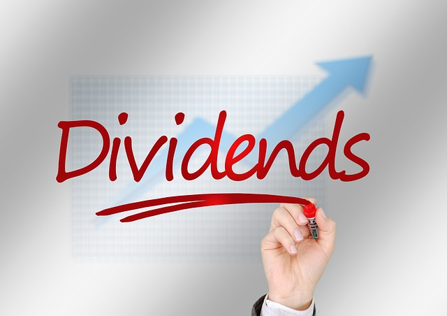 dividends forkings