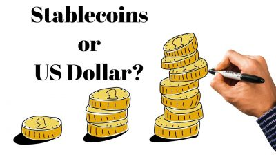 stable coin and US dollar