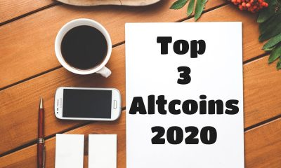 Top 3 Altcoins 2020