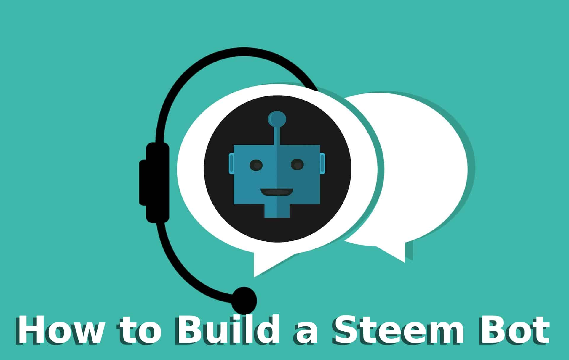 How to build steem bot