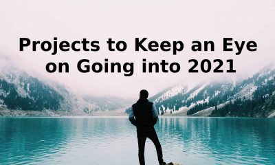Top projects for 2021
