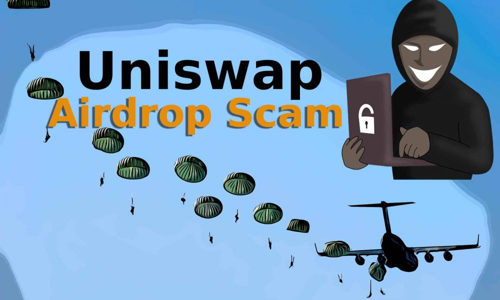 Beware of this Ongoing Uniswap Airdrop <bold>Scam</bold>